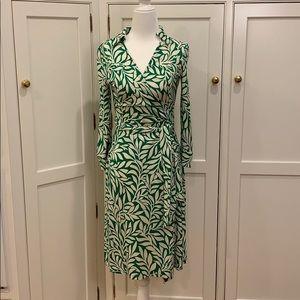 Vintage DVF dress